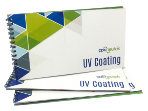 UV Coating Booklet